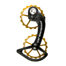 CeramicSpeed Oversized Pulley System Shimano Limited Edition Gold