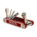 Silca Italian Army Knife Nove 9-Piece Multi Tool