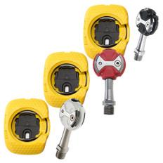 Speedplay Zero Titanium Pedals with Walkable Cleats