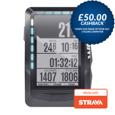 Wahoo Fitness ELEMNT Cycling GPS Computer