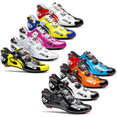 Sidi Wire Carbon Vernice Shoes 2017
