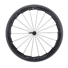 Zipp 454 NSW Carbon Clincher Front Wheel 18 Spokes - Impress Graphic