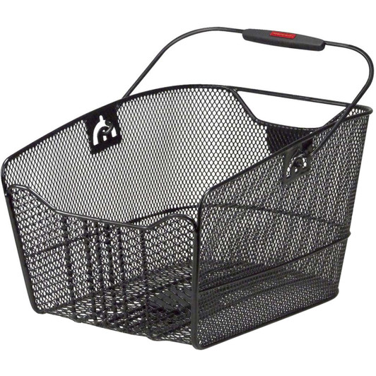 Rixen & Kaul Rear Mount Mesh Basket (not Inc. KlickFix Bracket)