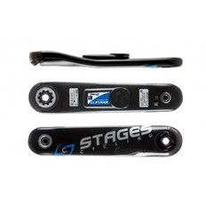 Stages Cycling Carbon Power Meter Crank Arm for SRAM GXP Road