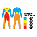 Zoggs FX1 Womens Wetsuit 2016