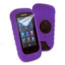 Tuff-Luv Silicone Case Cover For Garmin Edge 1000 + Screen Protector