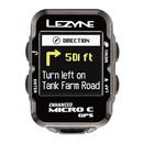 Lezyne Micro Colour Navigate GPS Cycle Computer 2017