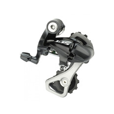 Shimano 105 5701 Black Rear Derailleur Max 30T Short Cage