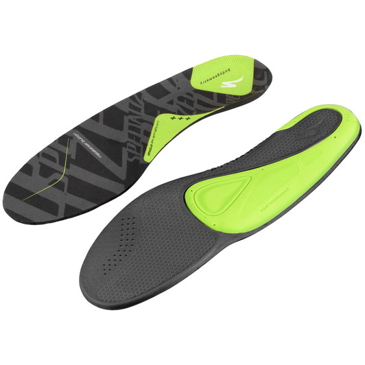 Specialized Bg Sl Footbed Insoles Green Sigma Sport