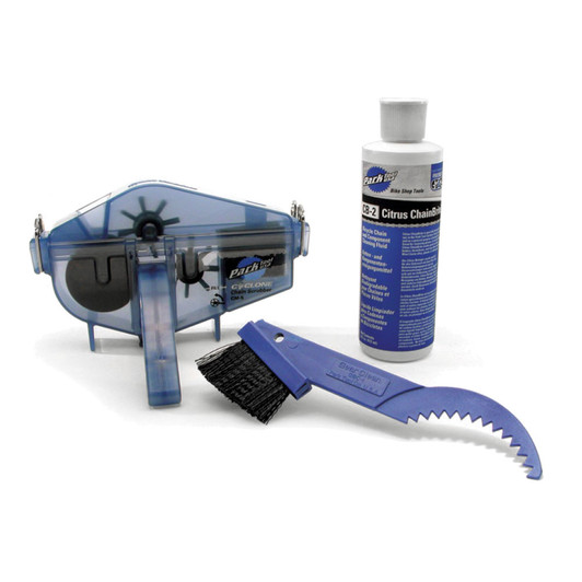 Park Tool Chain Gang Cleaning System