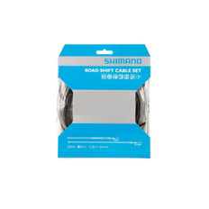 Shimano Road Gear SIL TEC Cable Set Black