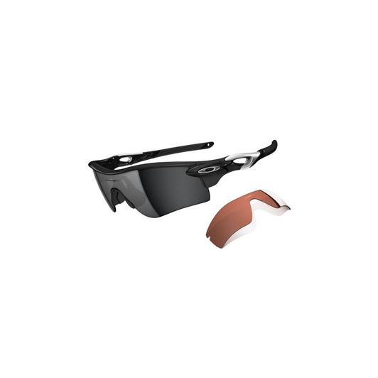 Oakley Radarlock Path Glasses Polished Black Frame