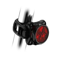 Lezyne Zecto Drive Y9 Rear Light - Black