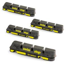 SwissStop Flash Pro Black Prince Brake Pads (2 Pairs)