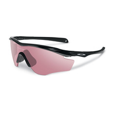 Oakley M2 Frame Glasses, Polished Black with G30 Iridium Lens