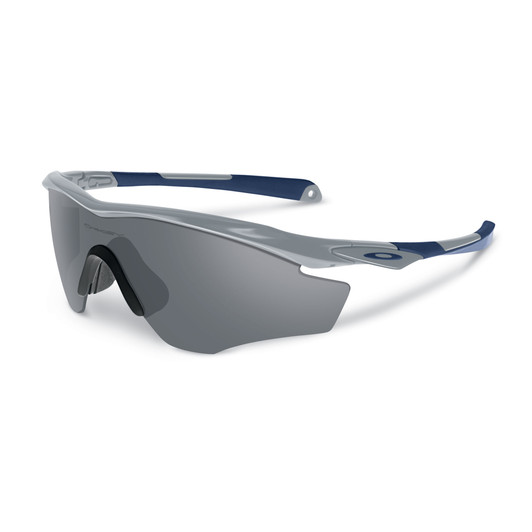 Oakley M2 Frame Glasses : Oakley M2 Frame Glasses, Polished Fog with Grey Lens ...