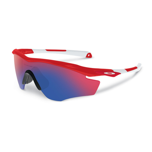 Oakley Red Frame Glasses : Oakley M2 Frame Glasses, Redline with Positive Red Iridium ...