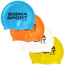 Sigma Sport Silicone Swim Cap by Blueseventy