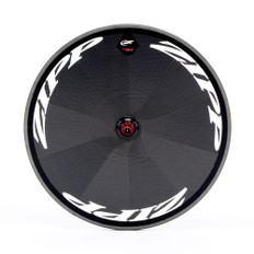 Zipp Super-9 Disc Rear Wheel Carbon Clincher 10/11 Speed White Decal