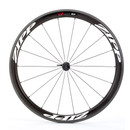 Zipp 303 Firecrest Carbon Clincher White Decal Front Wheel 2015