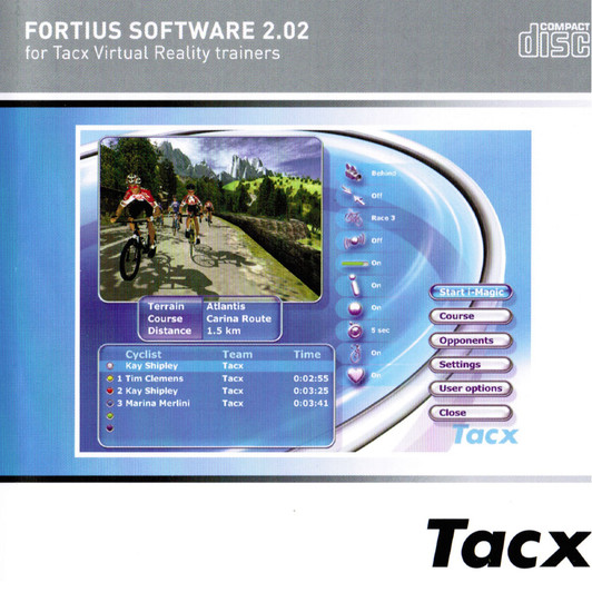 Tacx I Flow Upgrade: Tacx I-Magic Software Upgrade Kit