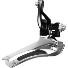 Shimano 105 5800 Braze On Front Derailleur - Black