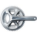 Shimano 105 5800 HollowTech II Chainset - Silver