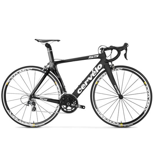Cervelo S5 Ultegra Road Bike 2016 Sigma Sport
