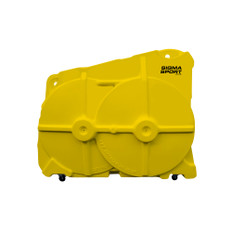 Bike Box Alan Bike Transport Case (Yellow)