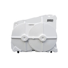 Bike Box Alan Bike Transport Case (White)