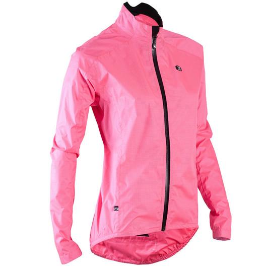 Sport Blue Womens Avent Tech Melange Insulated Full Zip Hooded Jacket