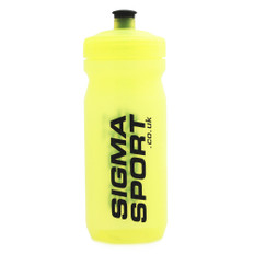 Sigma Sport Team Fluoro Yellow MAX Water Bottle 600ml