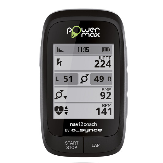 O-Synce Navi2Coach GPS Bike Computer