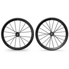 Lightweight Meilenstein Clincher Special Black Edition Wheelset