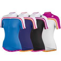 Sportful Allure Womens Short Sleeve Jersey