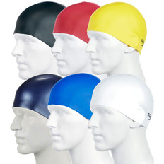 Speedo Moulded Silicone Cap Adult