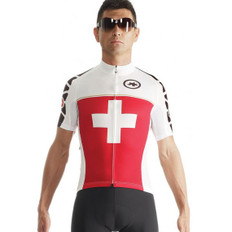 Assos SS suissefed Jersey evo7 Short Sleeve