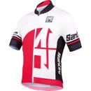 Santini Interactive 2.0 Aero Short Sleeve Jersey
