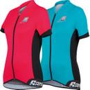 Santini 33 Aero Womens Short Sleeve Jersey