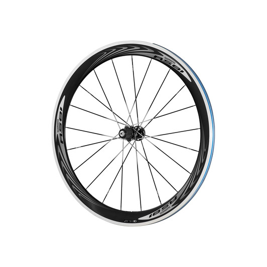 Shimano WH-RS81 C50 Carbon Clincher Wheel 50 Mm 9/10/11-speed Rear