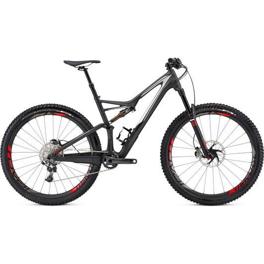 Specialized S-Works Stumpjumper FSR Carbon 29 Mountain Bike 2016