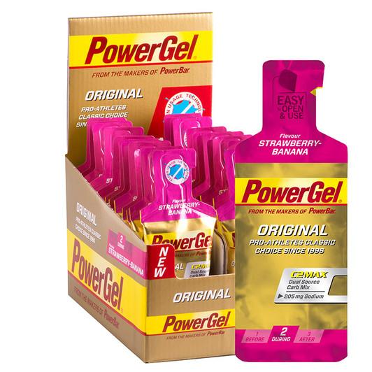 PowerBar PowerGel Box of 24 x 41g | Sigma Sport