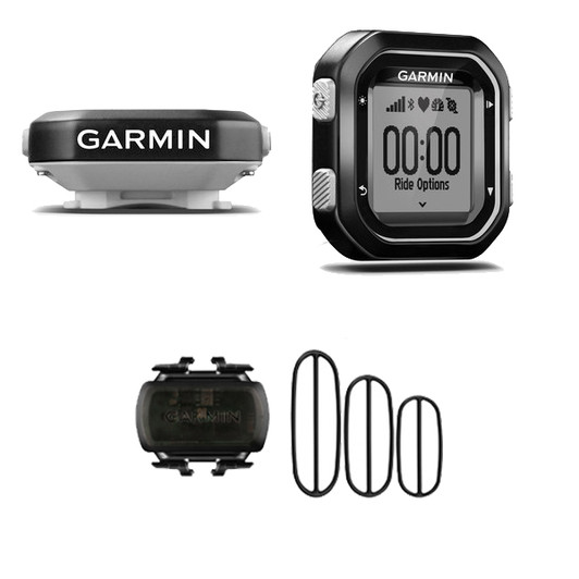 Garmin Edge 25 GPS Cycle Computer & Cadence Sensor Bundle