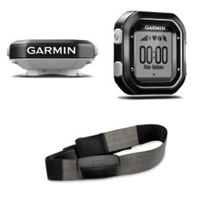 Garmin Edge 25 GPS Cycle Computer & Heart Rate Bundle