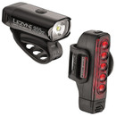 Lezyne Hecto Drive 300XL Front & Strip Rear Light Set