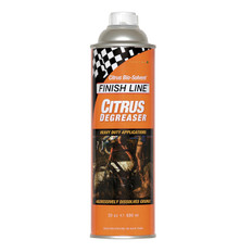 Finish Line Citrus Degreaser 600ml