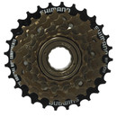 Shimano Tourney TZ20 Freewheel 6 Speed (14-28)