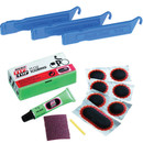 Park Tool TL1.2C Tyre Levers With Tip Top Puncture Repair Kit