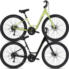 Specialized Roll Elite Disc Low Entry Hybrid Bike 2017