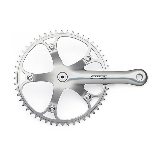 Campagnolo Record Pista Chainset 165mm